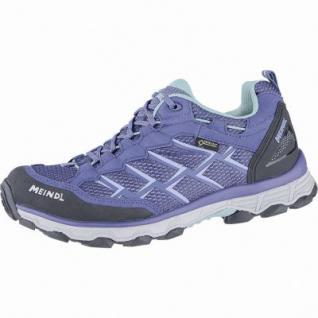 Meindl Activo Lady GTX Damen Velour-Mesh Trekking Schuhe jeans, Air-Active-Wellness-Sport-Fußbett, 4440112