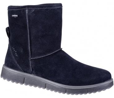 LEGERO Damen Leder Boots pacific, Comfort Weite G, Warmfutter, Tex Ausstattung
