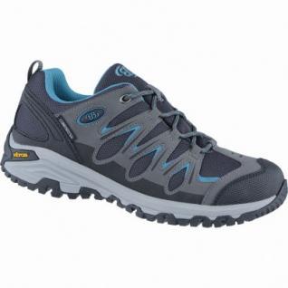 Brütting Expedition Damen Nylon Outdoor Schuhe anthrazit, Comfortex Klimamembrane, 4438101