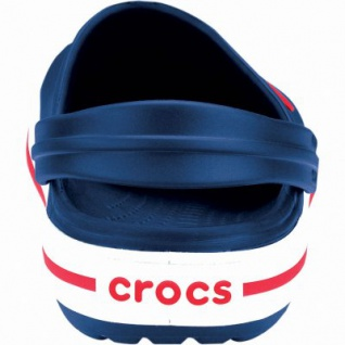 Crocs Crocband Kids Mädchen, Jungen Crocs navy, verstellbarer Fersenriemen, 4338122/29-30 - Vorschau 2