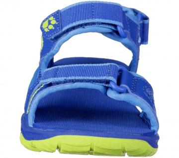 JACK WOLFSKIN Taraco Beach Sandal Kids Jungen Synthetik Sandalen blue, stoßdä... - Vorschau 4