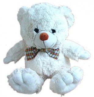 Stofftier Bär, Kuscheltier Bär, Plüschtier Bär aus Mikrofaser, voll waschbar, ca. 50 cm hoch