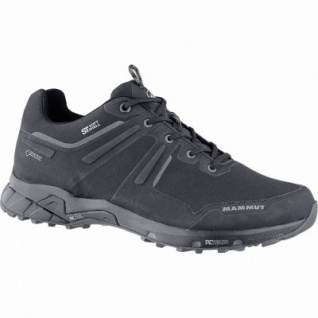 Mammut Ultimate Pro Low GTX Men Herren Soft Shell Outdoor Schuhe black, Gore Tex Ausstattung, 4440166/11.0