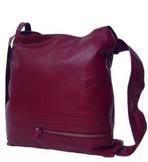 9470493adb2d4 Eastline Moon 13 Leder Tasche und Rucksack rot