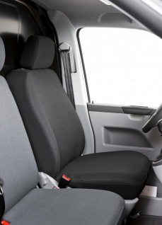 Universal Polyester Transporter Sitzbezug anthrazit waschbar, auch für Seiten...