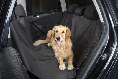 Universal Auto Hundedecke, Rücksitz Schondecke, Transportdecke, 145x165 cm, wasserabweisend, schmutzabweisend
