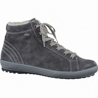 Legero trendige Damen Leder Winter Boots ematite, Warmfutter, warmes Fußbett, Gore-Tex, Comfort Weite G, 1637354/4.5