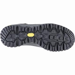 Brütting Blackburn Low Damen, Herren Leder Comfortex Outdoor Schuhe schwarz, ...