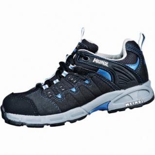 Meindl Snap Junior Mid GTX Mädchen Trekking Boots viola, herausnehmbares Fußbett, 4441119