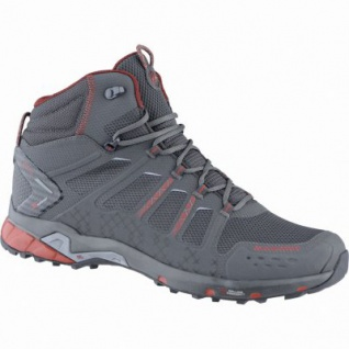Mammut T Anergy Mid GTX Men Herren Textil Trekking Boots graphite, Gripex Tri Traction-Laufsohle, 4439147/9.0