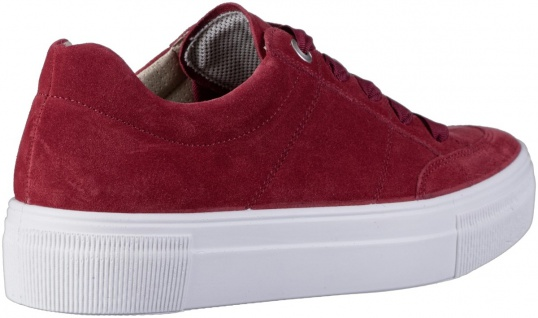 LEGERO Damen Leder Sneakers marte, Comfort Weite G, Leder Fußbett - Vorschau 2