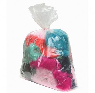 1 kg Lammfell Reste zum basteln bunt gemischt, verschiedene Farben, Größen, ö...