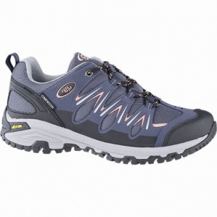 Brütting Expedition Damen Nylon Comfortex Outdoor Schuhe marine, Textilfutter, Textileinlegesohle, 4441106