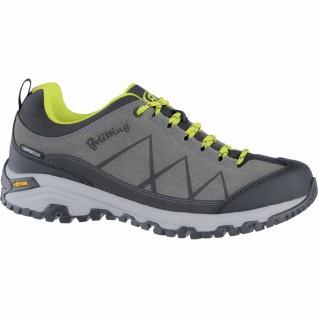 Brütting Kansas Herren Synthetik Outdoor Schuhe anthrazit, Comfortex Klimamem...