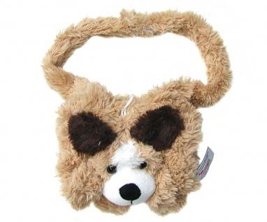 niedlicher warmer Kinder Muff Hund aus Microfaser für warme Kinder Hände, was...