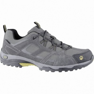 Jack Wolfskin Vojo Hike Texapore Men Herren Leder Mesh Outdoor Schuhe burly yellow, Texapore Ausstattung, 4440159/8.0