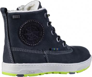 LURCHI Doug Jungen Winter Leder Boots black, breitere Passform, Tex Ausstattung - Vorschau 2
