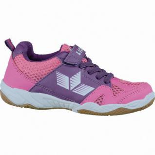 Lico Sport VS modische Mädchen Synthetik Sportschuhe pink, Textilfutter, auswechselbare Textileinlegesohle, 4237109