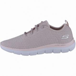 Skechers Skech Appeal 2.0 coole Mädchen Strick Sneakers pink, Skechers Air Cooled Memory Foam Fußbett, 424020635