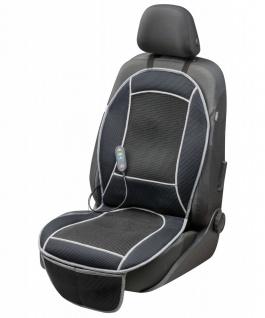 praktische 3 Funktionen Polyester Auto Sitzauflage Cool Heat: heizt, kühlt, m...