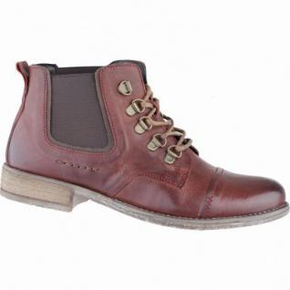 Boots Leder Lederfußbett163930741 Sienna 09 Seibel Josef BordoMicrofutterHerausnehmbares Modische Damen CxedrBo