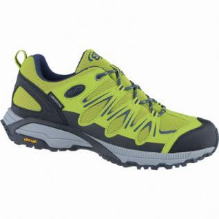 Brütting Expedition Herren Nylon Outdoor Schuhe lemon, Comfortex Klimamembrane, 4438102/44