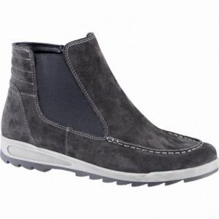 Ara Rom Sport-St Damen Leder Winter Sneakers lava, Comfort Weite G, Warmfutter, ARA Fußbett, 1639318