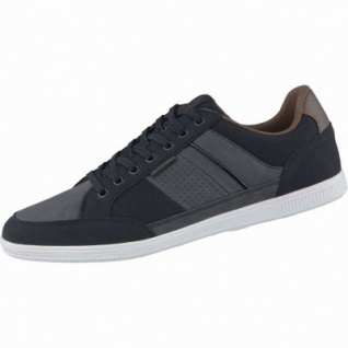 Jack&Jones JFW Belmont Herren Canvas Sneakers anthracite, 2138215