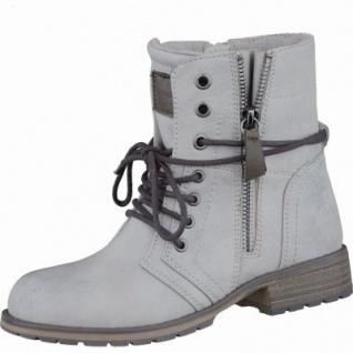 Be Mega coole Mädchen Synthetik Winter Stiefel offwhite, Warmfutter, weiches Fußbett, 3737210