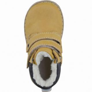 Be Mega Jungen Synthetik Winter Tex Boots camel, molliges Warmfutter, Fußbett, 3237131 - Vorschau 2