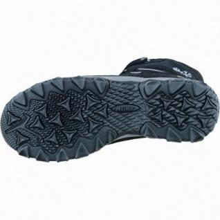 Meindl Calgary GTX Herren Winter Velour Outdoor Stiefel schwarz, 16 cm Schaft, warmes Fußbett, Insulated, 45351097.5