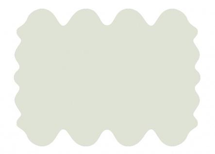 exklusive Lammfell Fellteppiche weiß gefärbt, 8 Einzelfelle, waschbar, Haarlä...