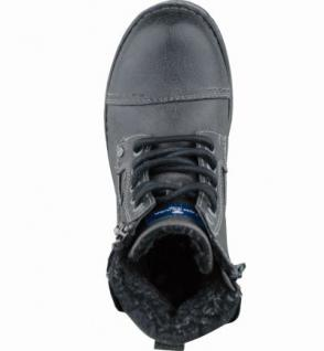 TOM TAILOR coole Jungen Synthetik Winter Tex Boots coal, molliges Warmfutter, 3737127/33 - Vorschau 2