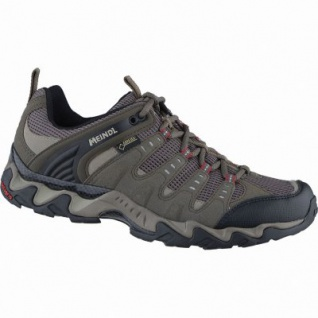 Meindl Respond GTX Herren Velour Mesh Outdoor Schuhe schilf, Air-Active-Fußbett, 4438164/8.5
