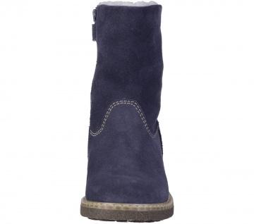 RICHTER Mädchen Winter Leder Stiefel atlantic, Tex Ausstattung, molliges Warm... - Vorschau 4