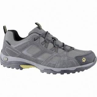 Jack Wolfskin Vojo Hike Texapore Men Herren Leder Mesh Outdoor Schuhe burly yellow, Texapore Ausstattung, 4440159/8.5
