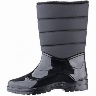 Beck Arctic mollige Damen Synthetik Winter Thermo Boots schwarz, Warmfutter, warmes Fußbett, weiche Laufsohle, 5041102