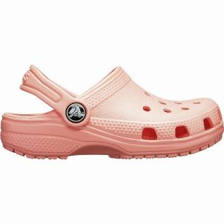 Crocs Classic Clog Kids Mädchen Crocs melon, verstellbarer Fersenriemen