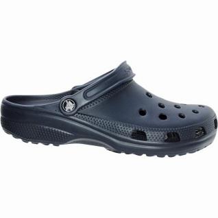 Crocs Classic klassische Damen, Herren Crocs navy, verstellbarer Fersenriemen