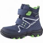 Richter Jungen Winter Tex Boots atlantic, mittlere Weite, molliges Warmfutter, warmes Fußbett, 3741235