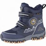 Kapppa Rescue Tex Jungen Synthetik Winter Tex Boots navy, 11 cm Schaft, Warmfutter, herausnehmbares Fußbett, 3741123