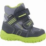Superfit Jungen Winter Synthetik Tex Boots charcoal, Warmfutter, warmes Fußbett, 3239106/22