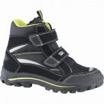 Indigo Jungen Winter Synthetik Tex Boots black, Warmfutter, warmes Fußbett, 3739169/29