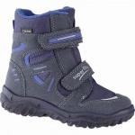 Superfit Jungen Winter Synthetik Tex Boots ozean, 10 cm Schaft, Warmfutter, warmes Fußbett, 3739144