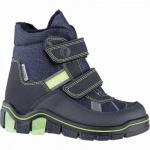 Ricosta Gabris Jungen Tex Boots see, breitere Passform, waschbar, 11 cm Schaft, Warmfutter, warmes Fußbett, 3741263