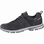 Meindl Durban GTX Herren Leder Outdoor Schuhe schwarz, Air-Active-Fußbett, 4440110