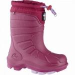Viking Extreme Mädchen TPU Thermo Boots cerise, 19 cm Schaft, Warmfutter, warmes Fußbett, bis -20 Grad, 4541110