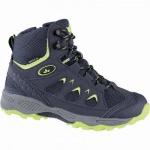 Lico Cascade Jungen Nylon Trekking Tex Boots marine, Textilfutter, Warmfutter, warme Textileinlegesohle, 4541102