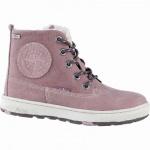 Lurchi Doug warme Mädchen Leder Tex Boots oldrose, breitere Passform, 9 cm Schaft, Warmfutter, Fußbett, 3741198