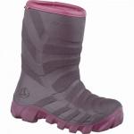 Viking Ultra 2.0 Mädchen PU Thermo Boots plum, Wolle/Polyester-Futter, warmes Fußbett, bis -20 Grad, 4537110